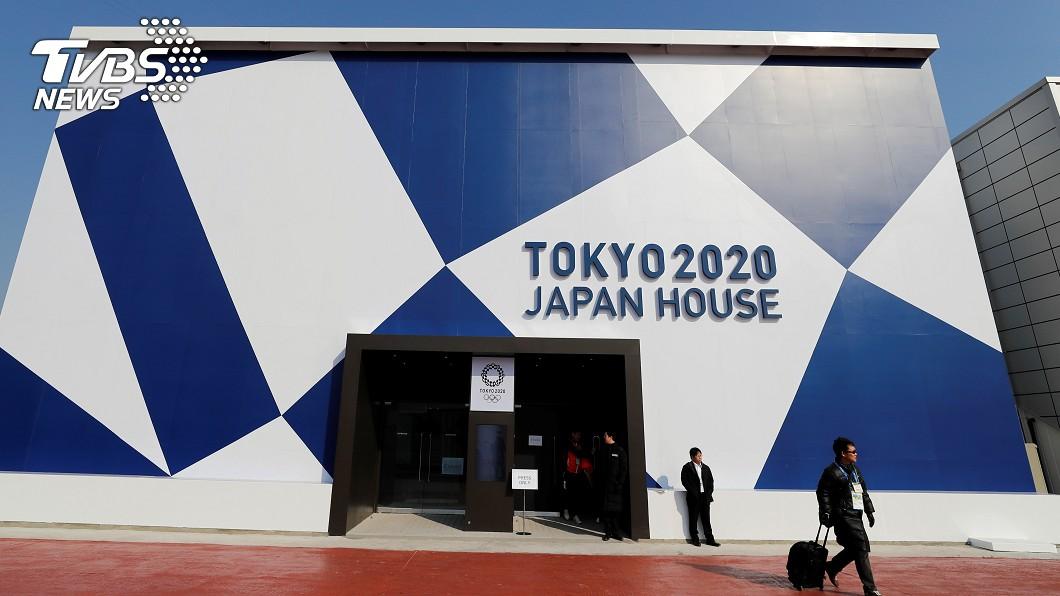 圖/達志影像路透社 東京奧運開幕式票價 最貴擬設定約8萬元