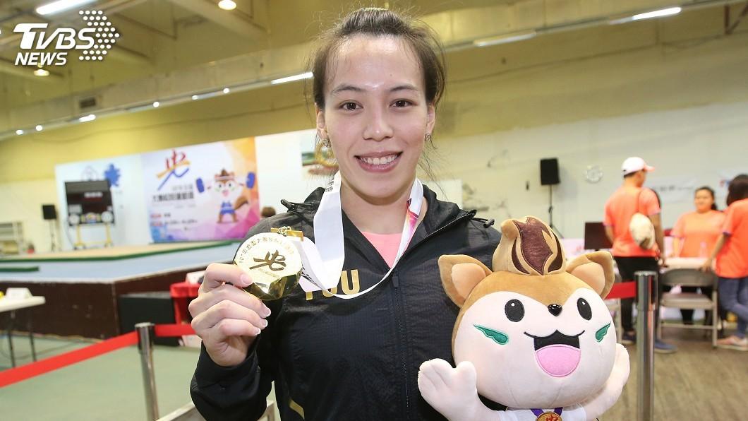 圖/TVBS資料畫面 奧運金牌最後一役 郭婞淳退休後要開早餐店
