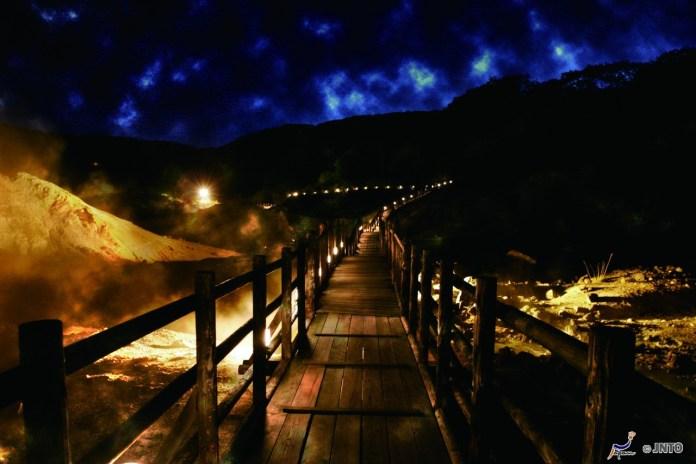 圖片來源/Noboribetsu Tourist Association/© JNTO