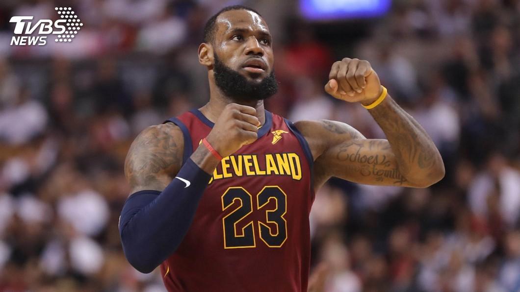 圖/達志影像路透社 NBA年度獎項入圍名單 詹皇搶5度MVP