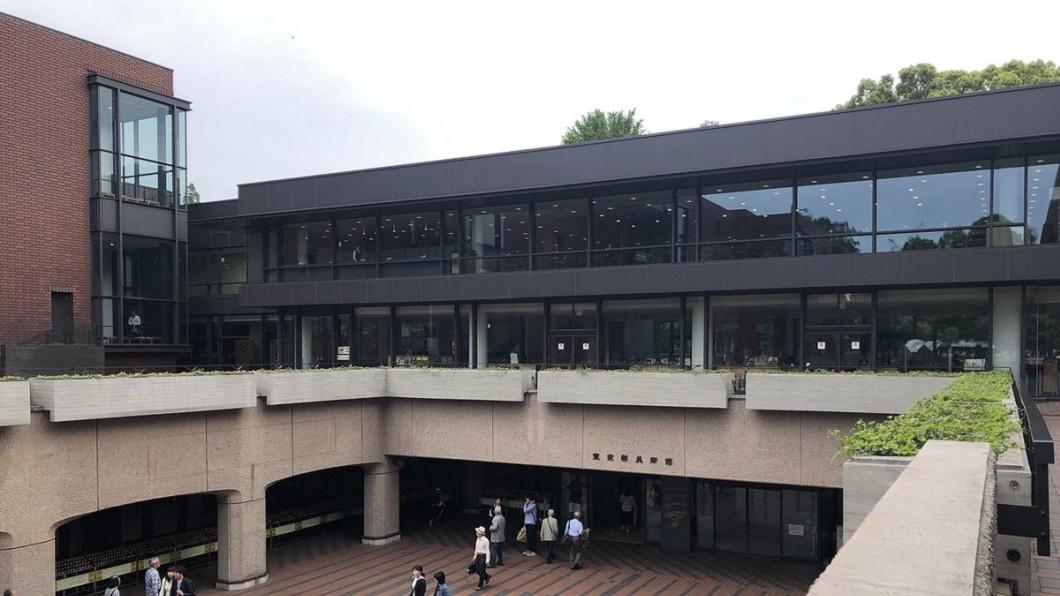 圖/東京建築アクセスポイント推特