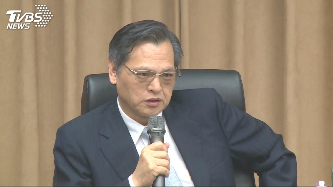圖/TVBS 陳明通訪美行程不公開 陸委會:台美外交默契