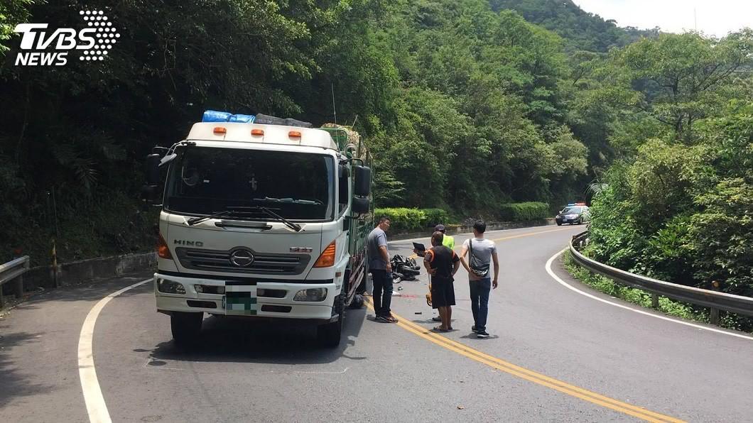 北宜公路死亡車禍頻傳。(圖/TVBS)