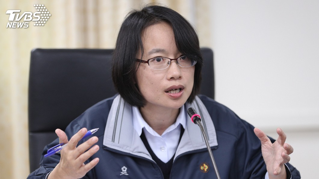 圖/中央社 議員引政風報告質疑吳音寧 北市:無違法