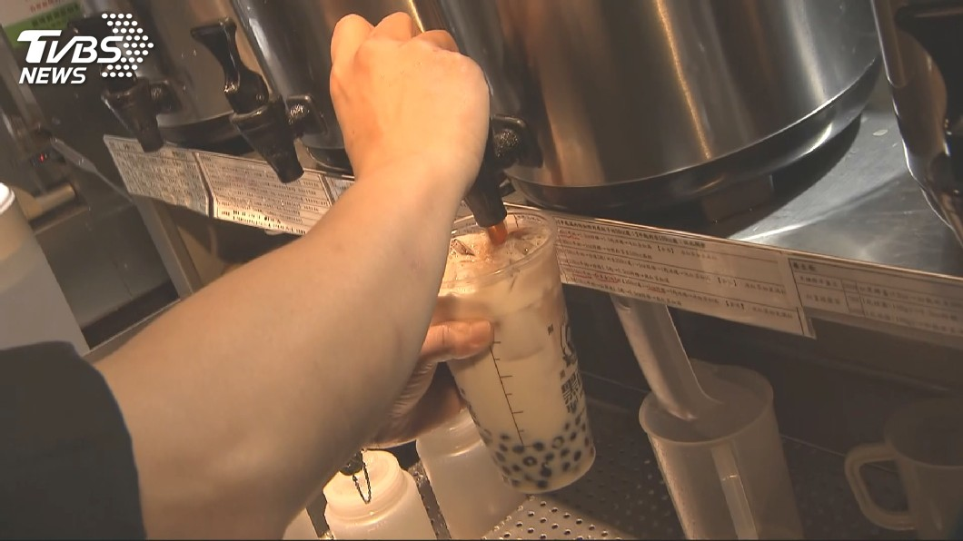 圖/TVBS 冰果冷飲店年增率逾5% 吸客需特色升級