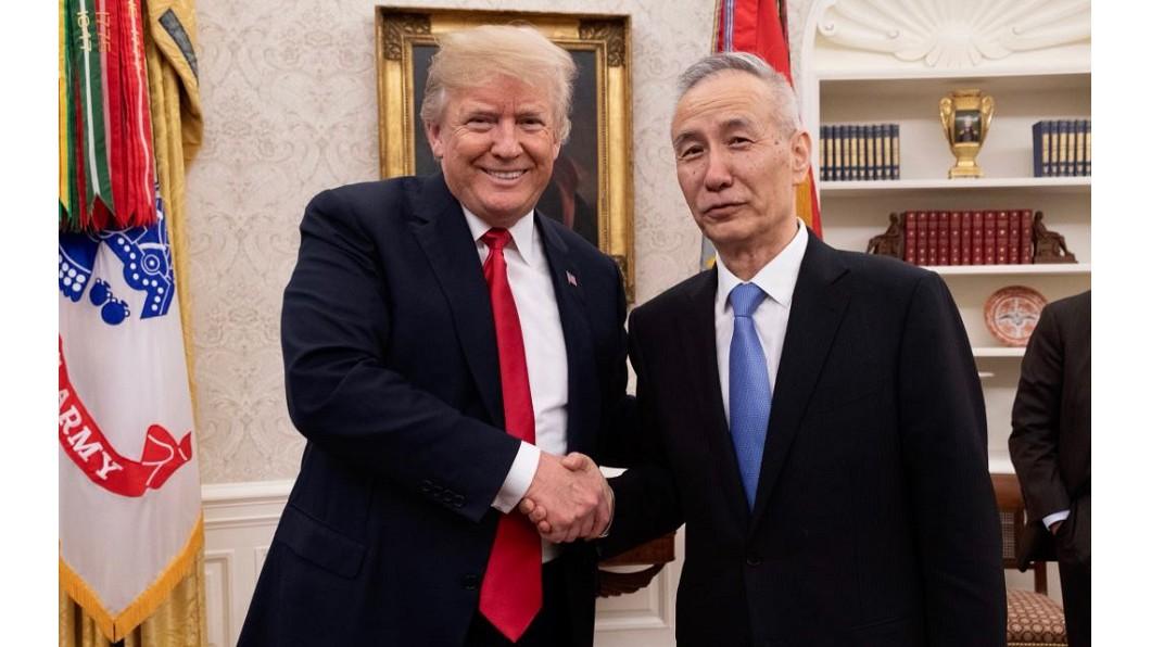 圖/翻攝自Donald J. TrumpTwitter 美中貿易二度談判 有望收大訂單避貿易戰