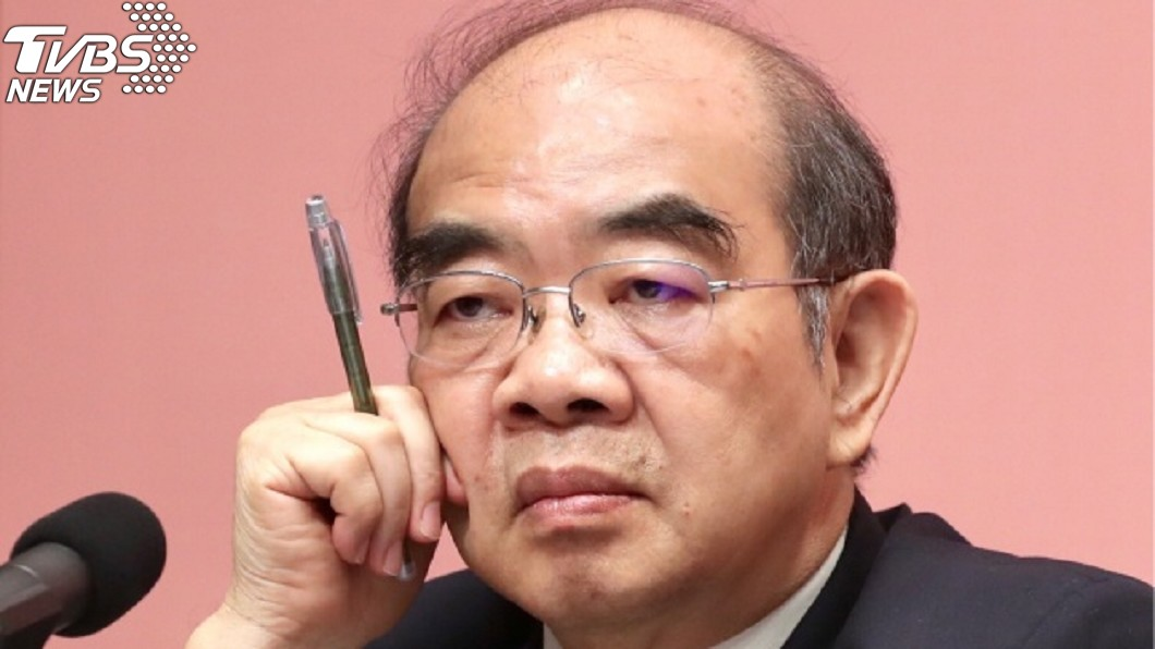 圖/中央社 辭部長仍GG!涉侵占東華專利 監委全數通過彈劾吳茂昆