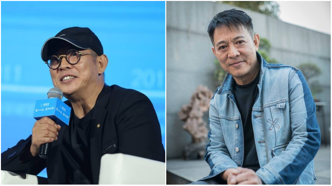 圖/翻攝自李連杰臉書 55歲李連杰近況曝光!駝背憔悴如80歲老翁 嚇壞網友
