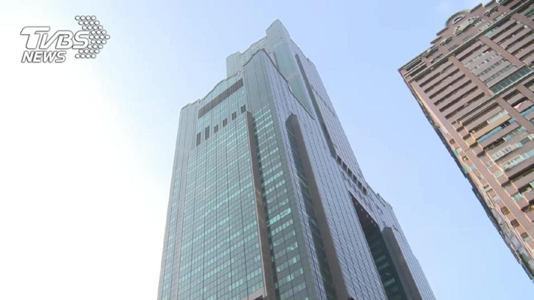 圖/TVBS資料畫面 85大樓君鴻酒店傳停業 韓國瑜:經營權轉移
