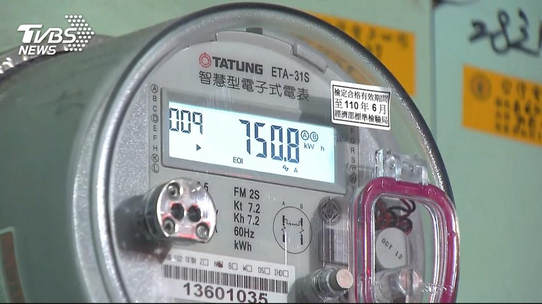 圖/TVBS 快訊/用電量3632.86萬瓩創新高 備轉剩不到3%