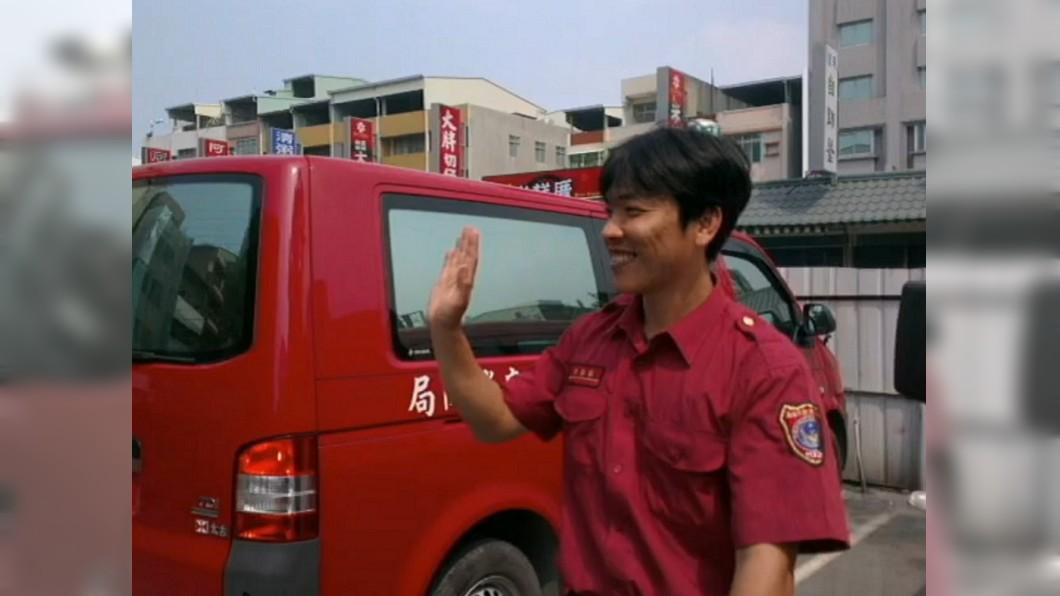 圖/翻攝自粉絲團《防災百科》 37歲消防員癌逝 前一天做夢仍喊「火燒快走!」