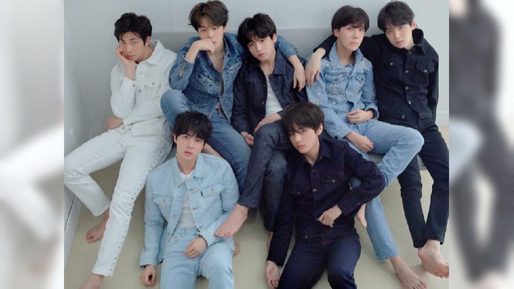 圖/BTS_official微博