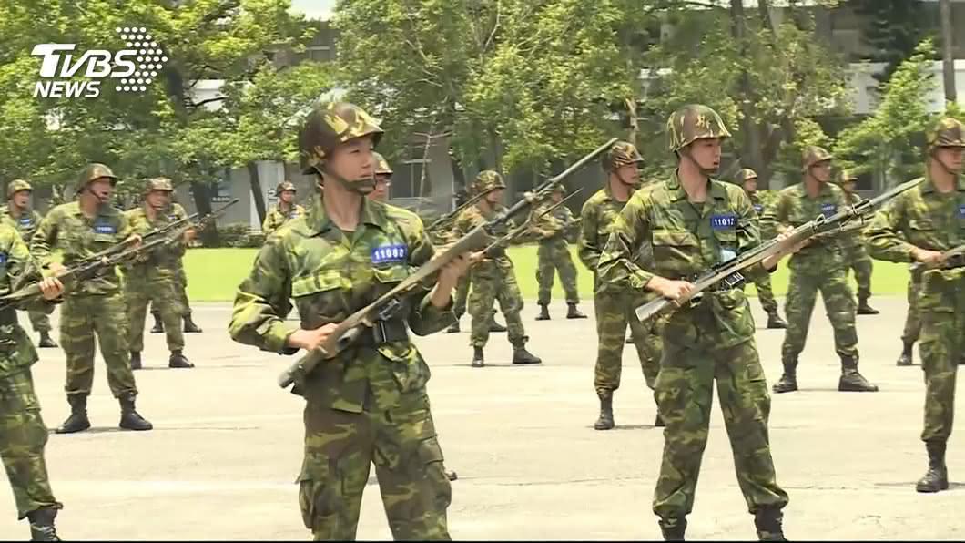 中華民國國軍。(示意圖/TVBS資料畫面) 4個月役男「城鎮戰鬥訓練」成重點 教召編改曝光
