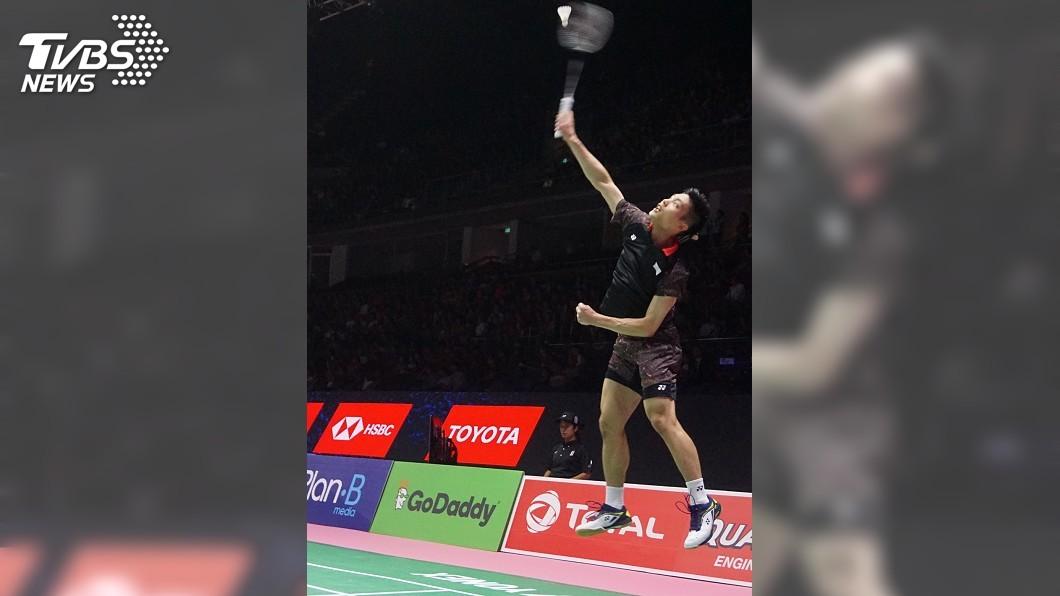 圖/中央社 泰國湯姆斯盃羽球賽 中華男子完勝德國