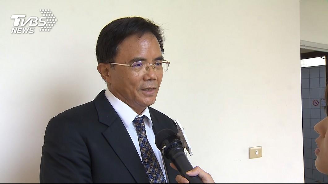 圖/TVBS 邱太三被指涉關說 蔡碧仲:尚無調查結果