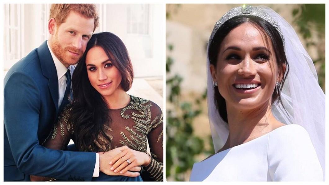 圖/翻攝自Meghan Markle臉書 梅根風光嫁進英國王室 他點出這個「關鍵致勝點」