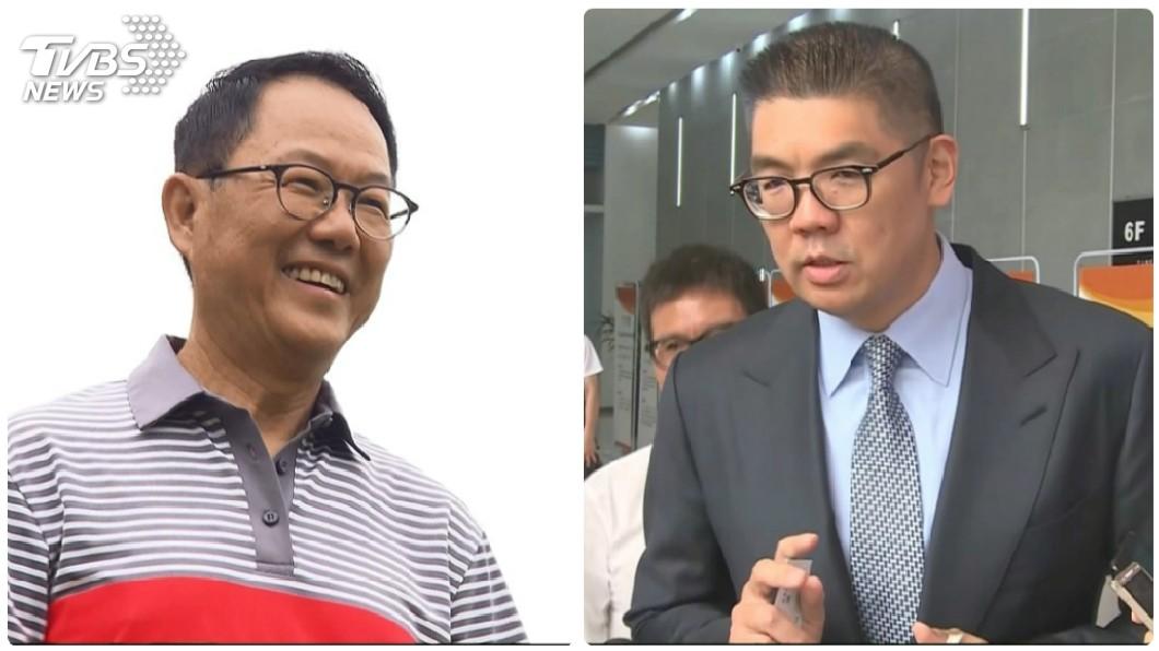 圖/TVBS 連勝文願輔選 丁守中將打另類選戰策略