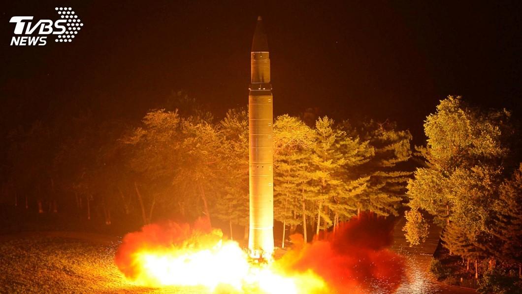 圖/達志影像路透社 見證拆除核子試驗場 北韓仍未准南韓記者前往