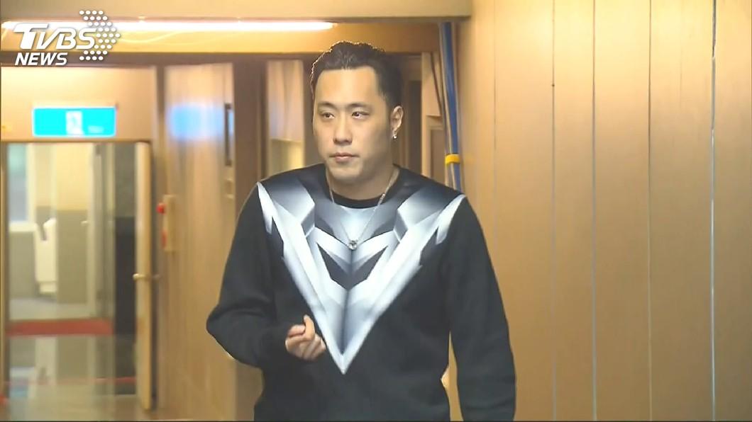 圖/TVBS 余祥銓壓力過大 橫紋肌溶解症住院治療
