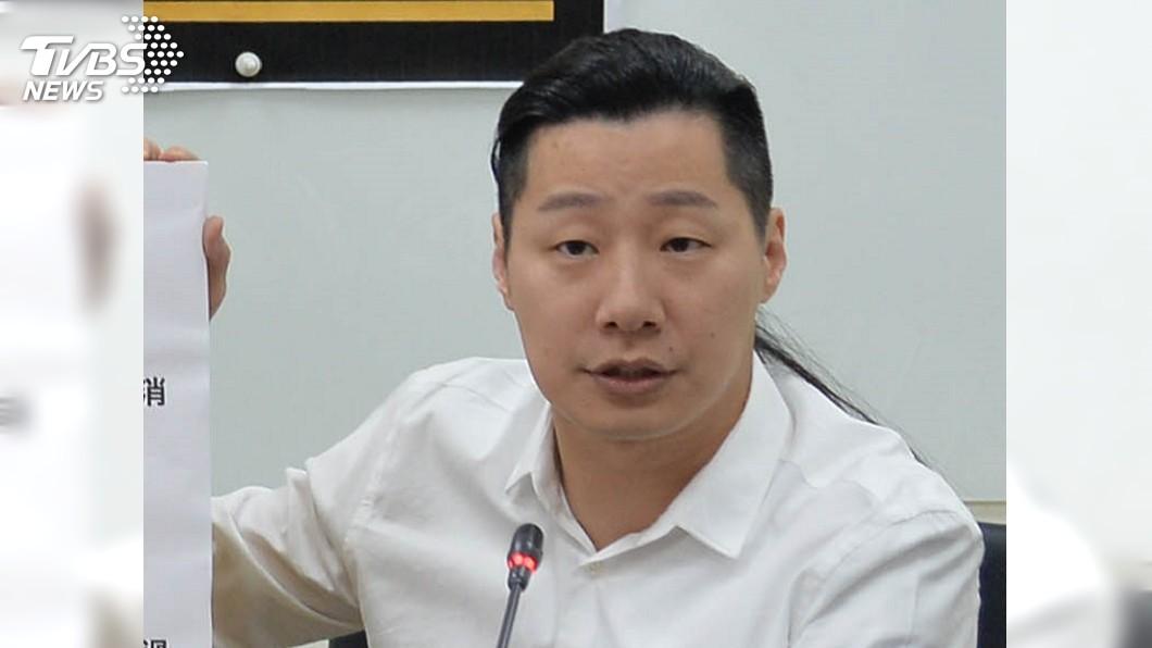 圖/中央社 林昶佐:曾邀林飛帆加入時力參選區域立委