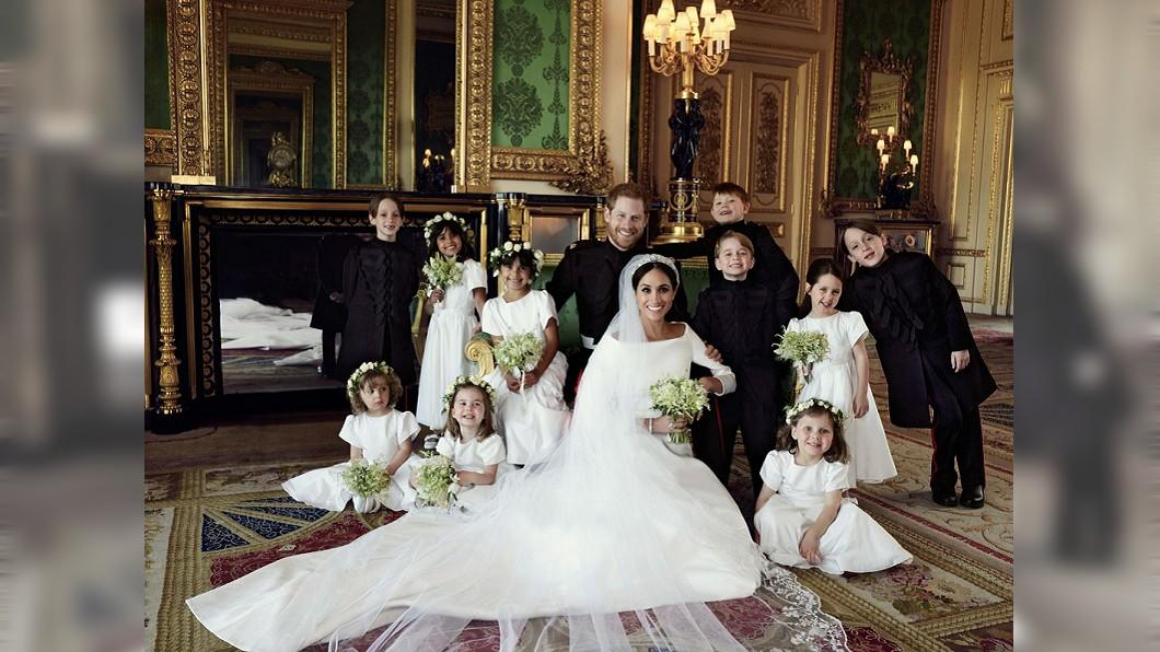 圖/翻攝自Kensington Palace推特