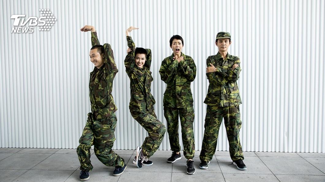 圖/TVBS 嗶嗶!食尚訓練營來啦 女兵征服基隆陸、海、空