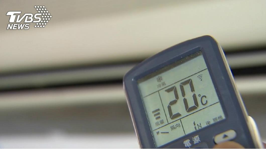 (圖/TVBS) 中小學教室全面裝冷氣 教育部擬一年補助88天