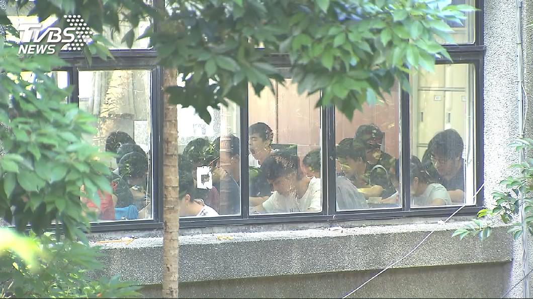 圖/TVBS 大學甄選傳逼學生簽切結 招聯會:不排除假消息