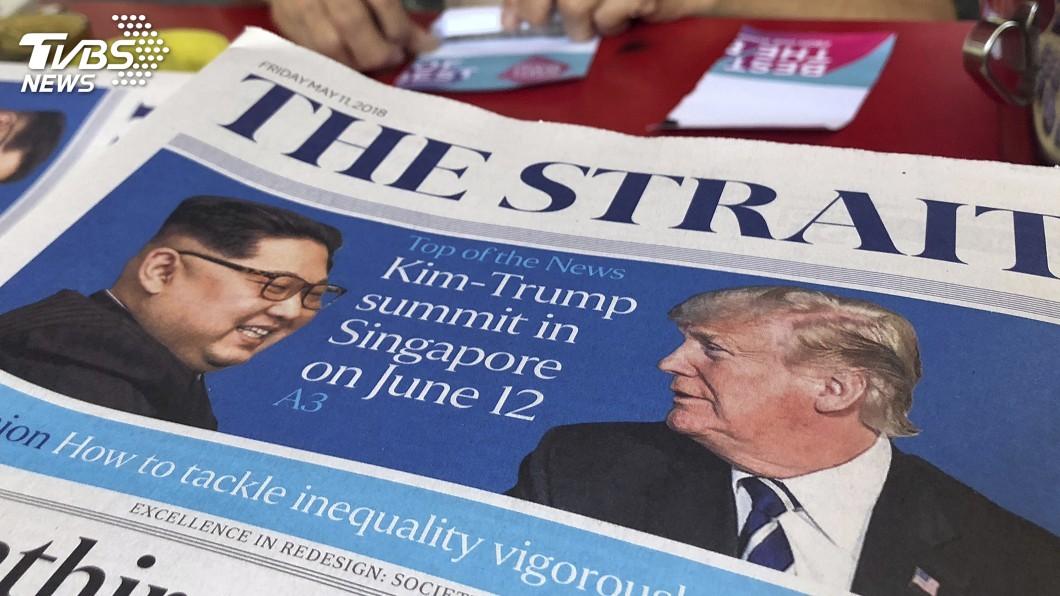圖/達志影像美聯社 美若繼續肆意妄為 北韓:可能重新考慮川金會