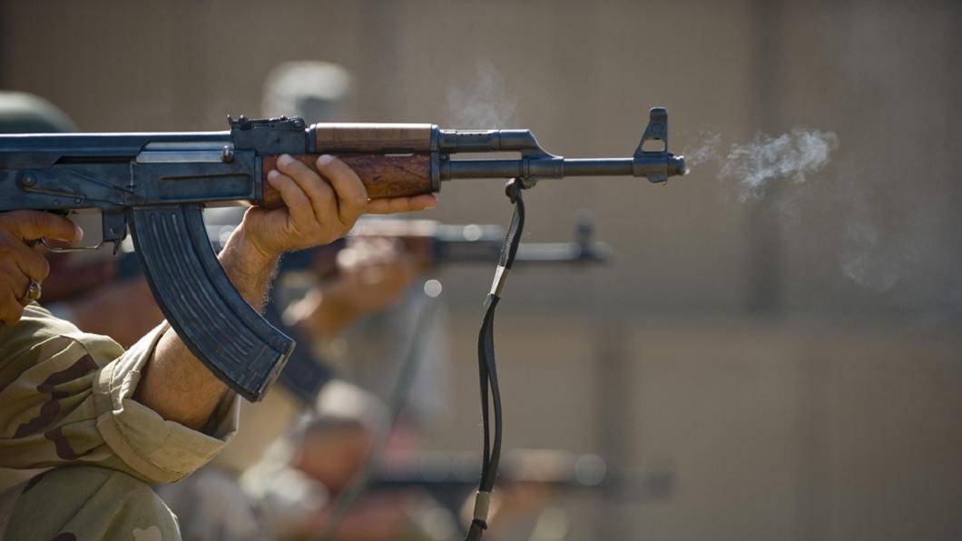 示意圖/翻攝自visualhunt網站 一言不合就開槍!不爽鄰居開趴 他用AK47狂掃射