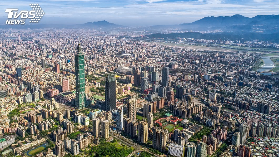 示意圖/TVBS 疫情控制得宜 蘇貞昌:台灣首季GDP四小龍首位
