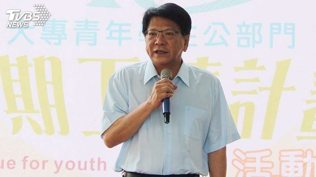 圖/中央社資料畫面 黃國昌抗議樂樂養雞場 潘孟安:包庇說太沈重
