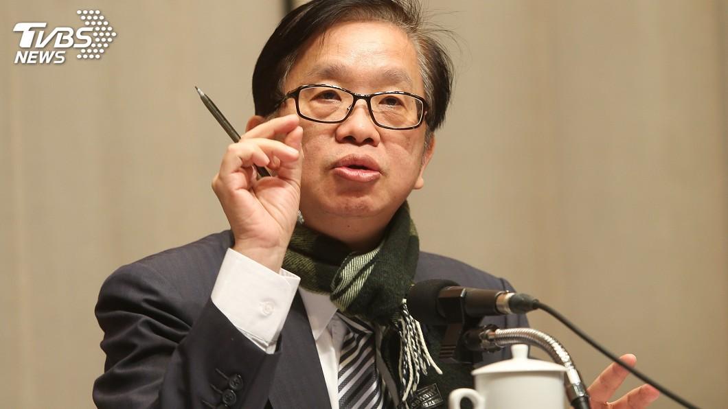 圖/中央社 總統與陳菊討論決定 邱昌嶽任府二局局長