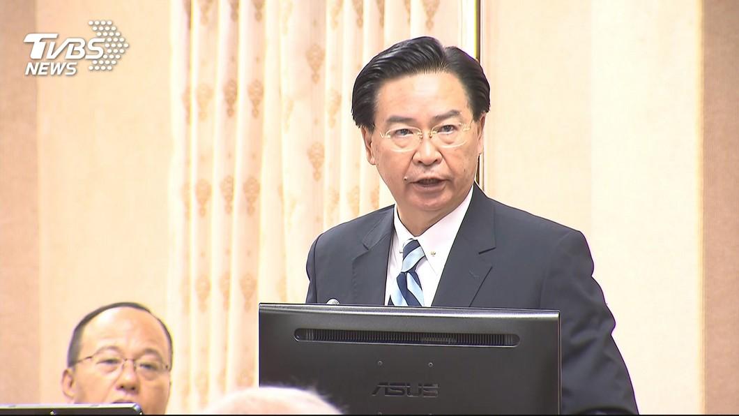 圖/TVBS CNN專訪 吳釗燮:總統決心維持兩岸現狀