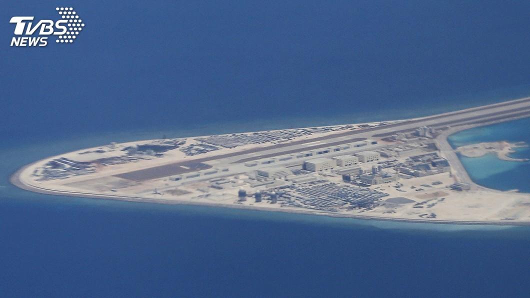圖/達志影像美聯社 美參院軍委會通過法案 要求公布中國南海活動
