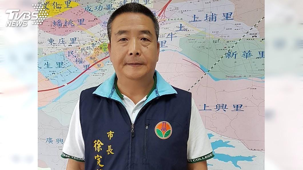 圖/中央社 無意結盟柯文哲 徐定禎:他曾讓我很受傷