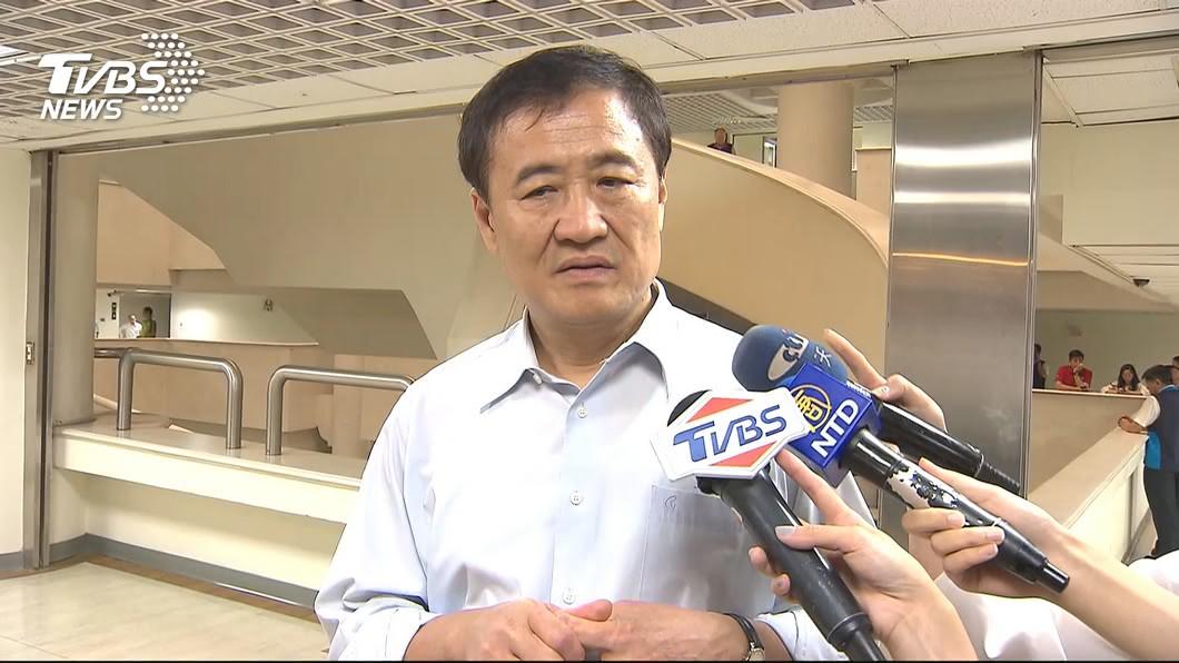 圖/TVBS 快訊/北農爭議 陳景峻上午請辭北農董座