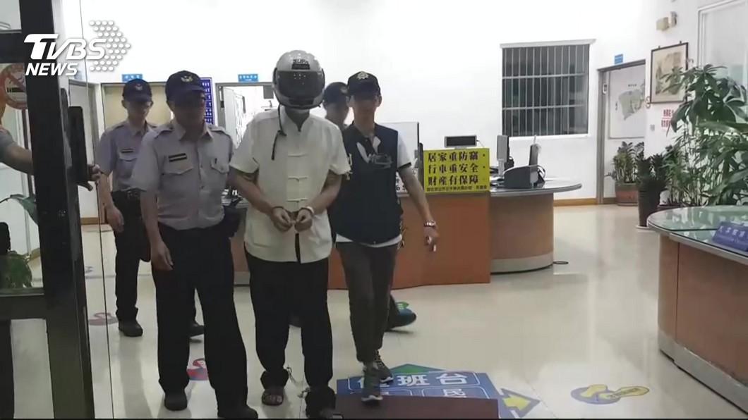 圖/TVBS資料畫面 殺妻剁7塊分屍!狠夫被「判死」 法官:無期違背正義