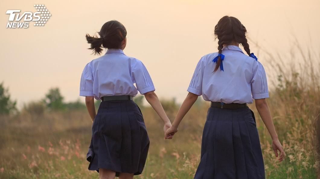 圖/TVBS 收欣賞男優私訊 學生妹被迫下海拍AV:已經逃不掉了