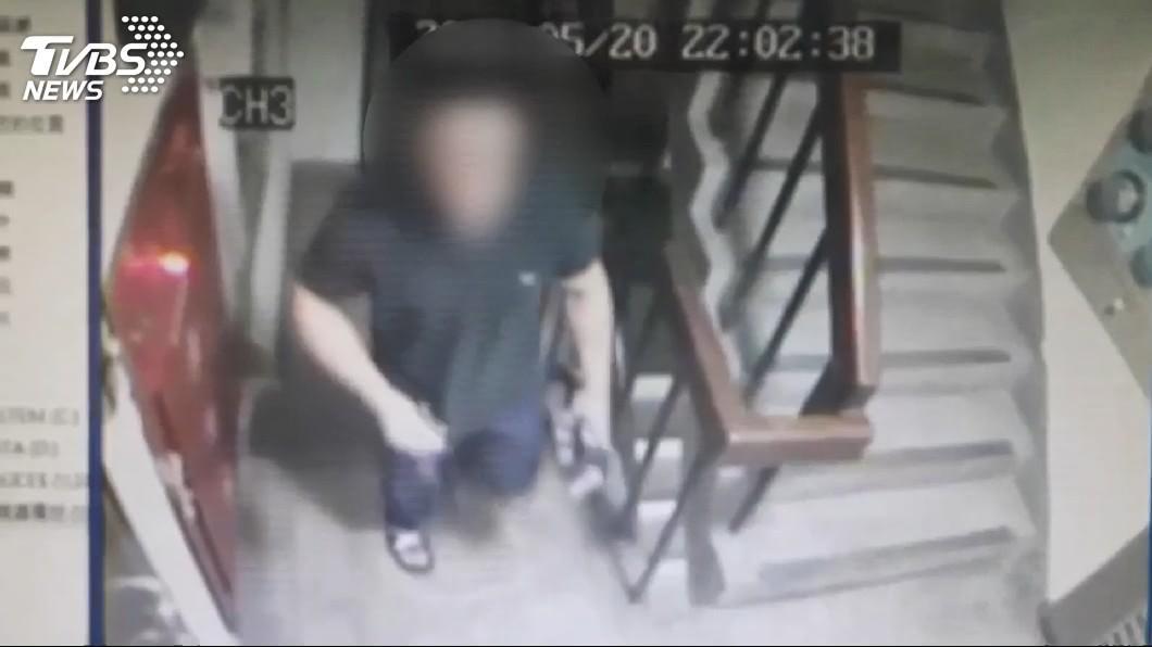 圖/TVBS 狠男辣手分屍女友 曾跨海購毒遭通緝