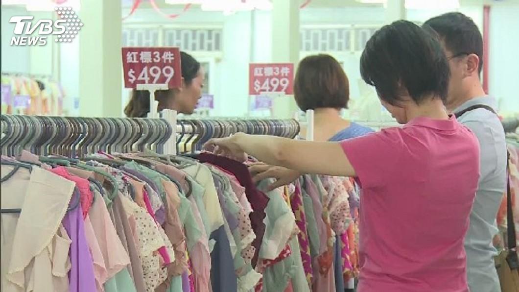 圖/TVBS資料畫面 新零售獲利增溫 東京著衣海外營收拚倍增