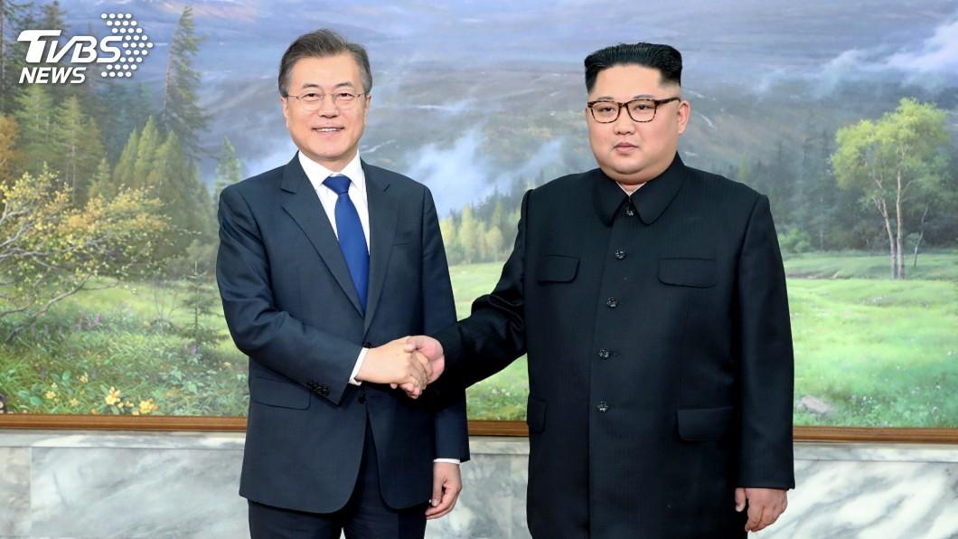 圖/達志影像路透社 南韓統一部:傾力儘快落實板門店宣言