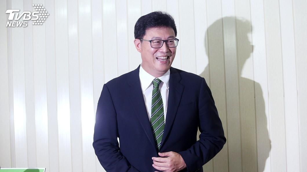 圖/中央社 姚文智民調再創新低!網友「藏頭詩」調侃:守諾退出政壇