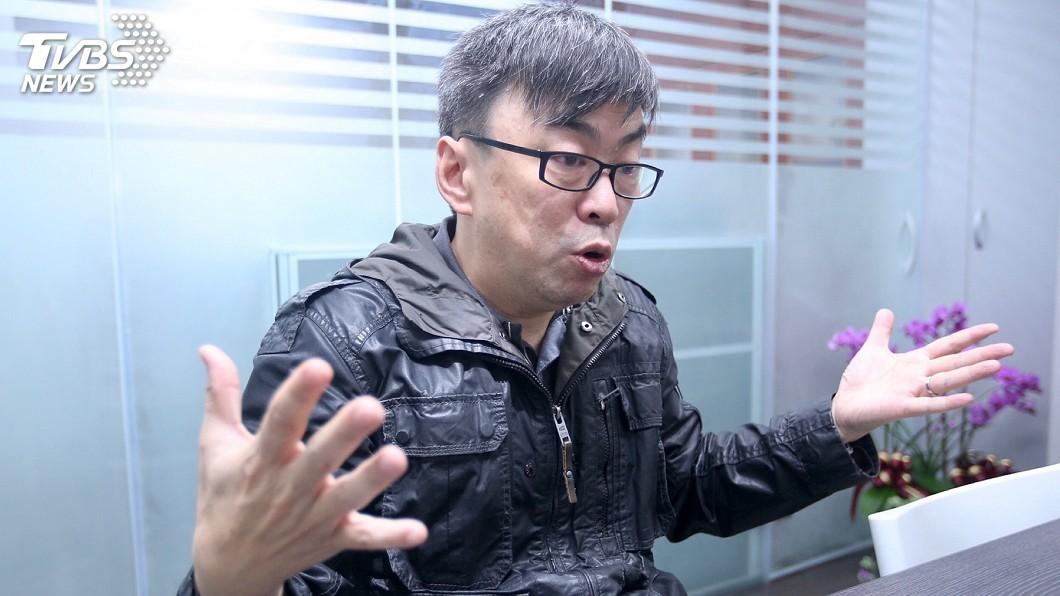 圖/中央社 內閣大換血救民調?段宜康:不然找張忠謀來嗎