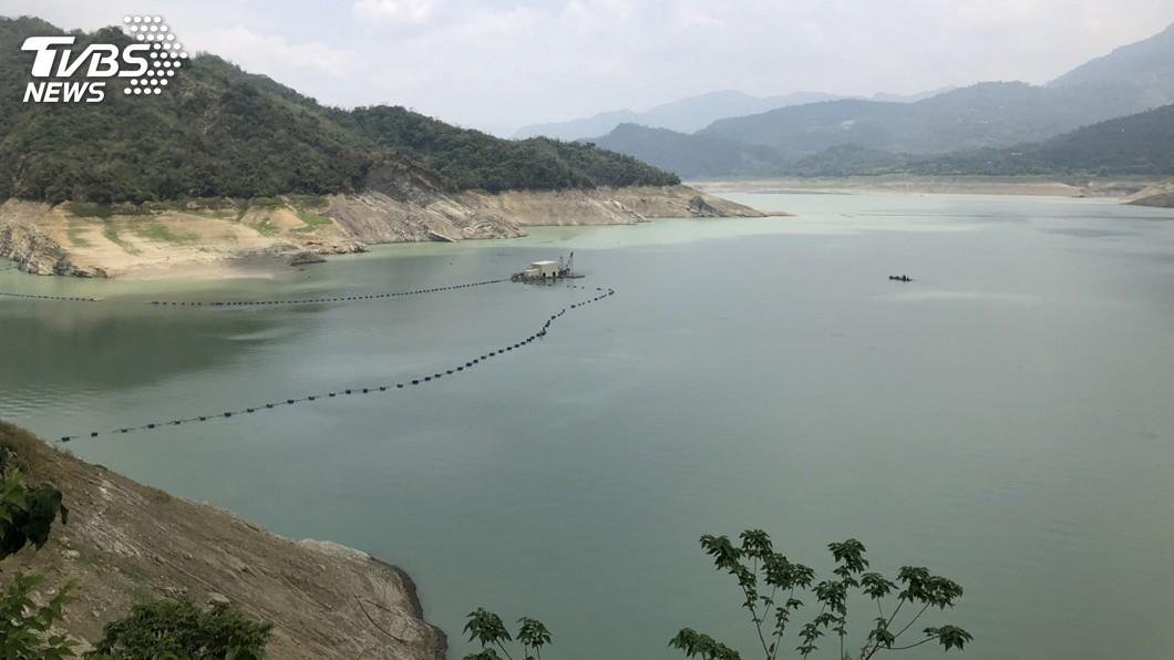 圖/中央社 台南水情吃緊 高屏溪水北調支援
