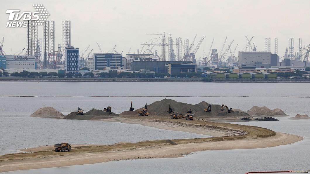 圖/達志影像路透社 馬來西亞叫停多項中國工程 陸媒示警訊