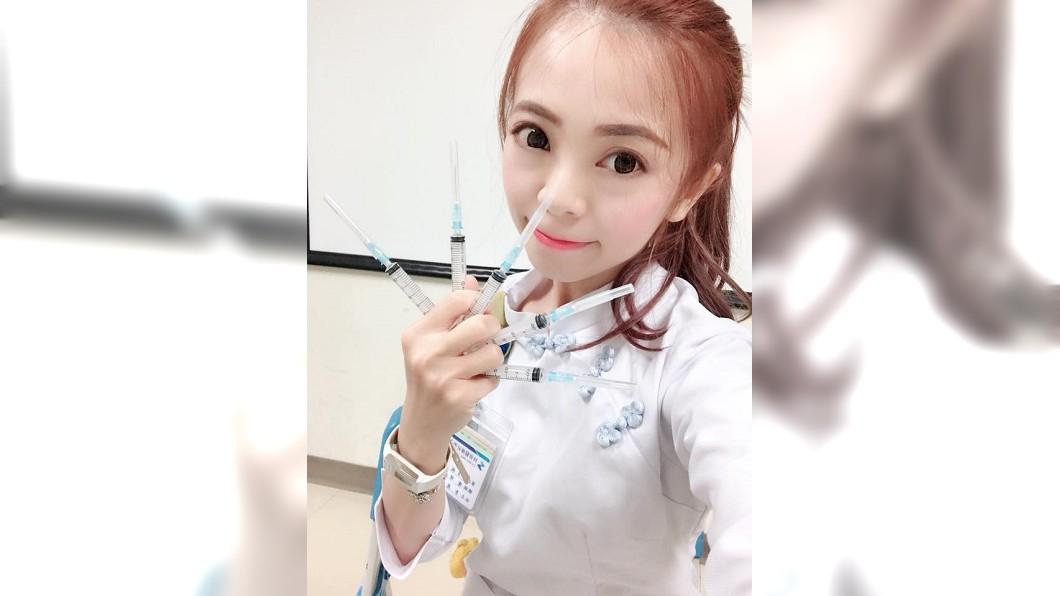 圖/護理師授權使用 為12歲童打針「半跪找血管」 家長一句話讓護理師心碎