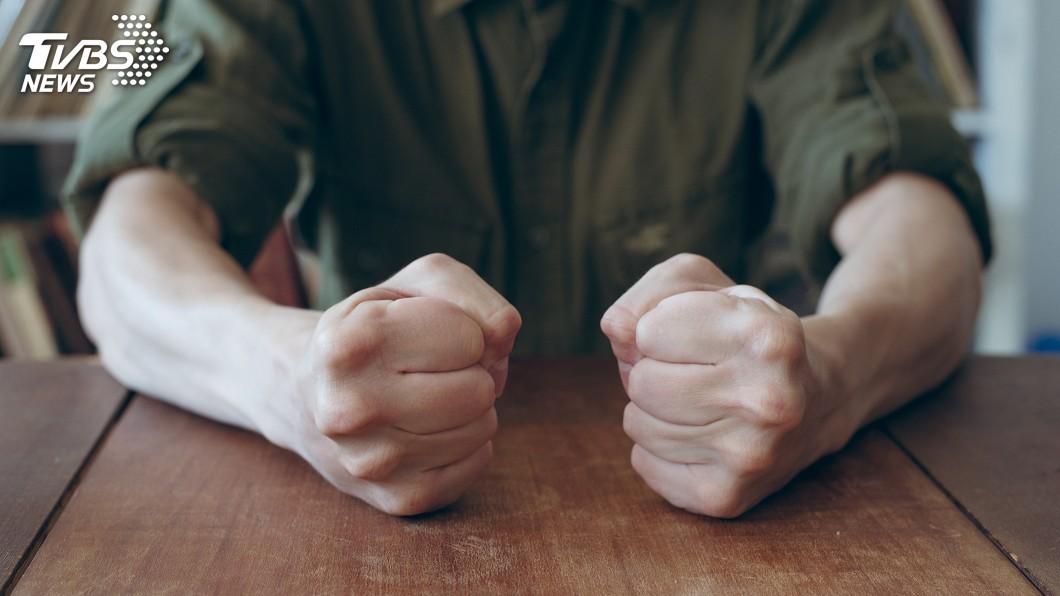示意圖/TVBS 接納自我的困境 才能放下踐踏自己與他人的攻擊傷害行為