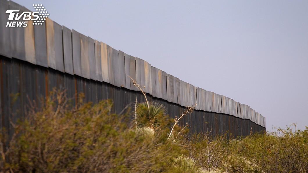 圖/達志影像路透社 川普堅稱需付築牆費 墨總統反嗆「絕對不付」