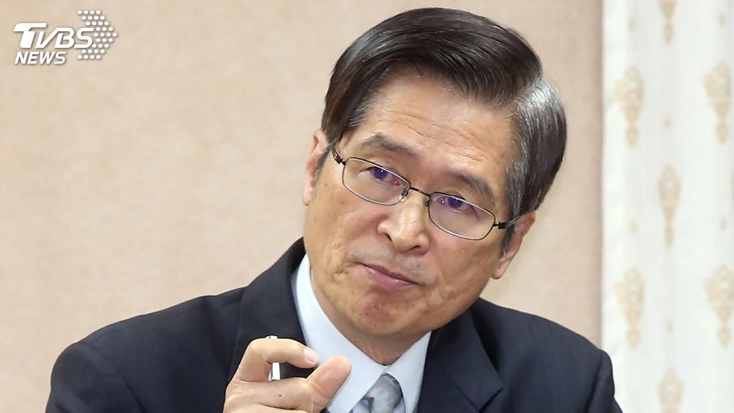 圖/中央社 嚴德發:國軍針對突發狀況 細則已做調整律定